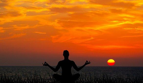 Медитация и красота в графиката на биофийдбек  Mind Reflection GSR