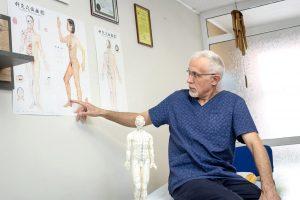Иглотерапия - точки по тялото